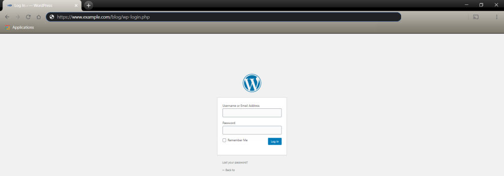 log-in-your-wordpress-website-via-url-page-auhost4u-tutorial-support-question