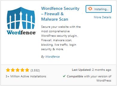 wordpress-install-wordfence-plugin-auhost4u-tutorial