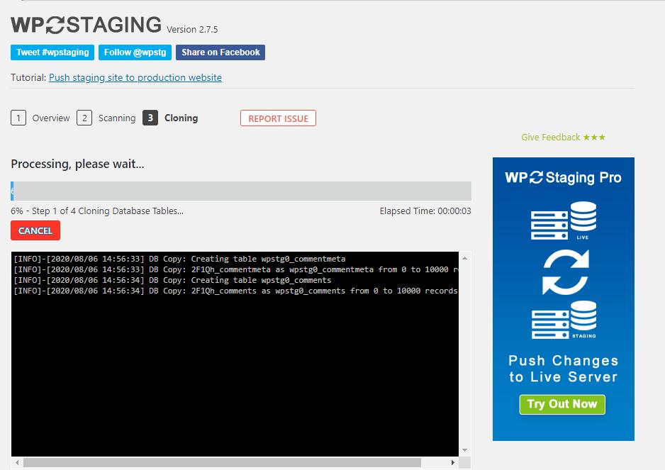 staging-wordpress-website-plugin-guide-auhost4u